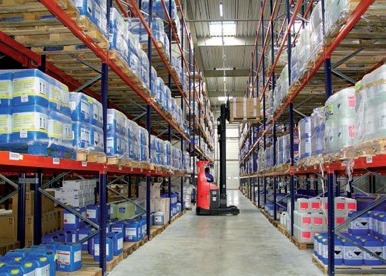 warehouse operations