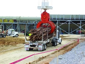 Anti Collision Systems For Log Cranes Hoist Magazine