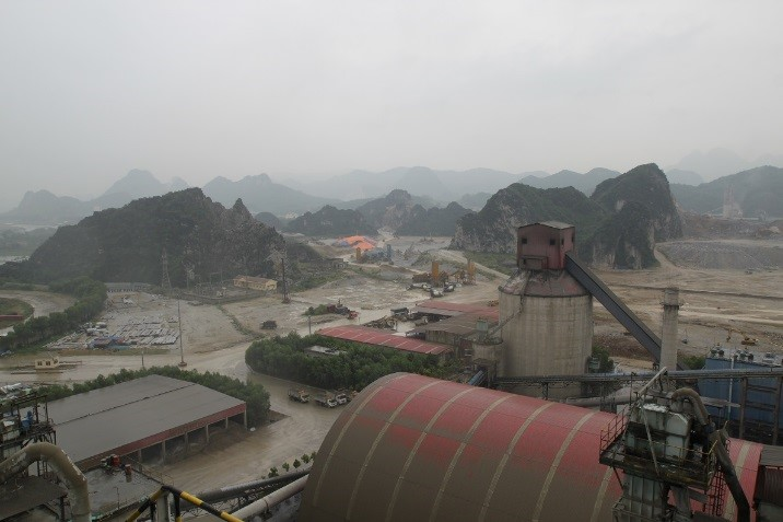 World S Largest Cement Plant : Latest factory crane industry news hoist magazine